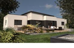 Maison+Terrain de 5 pièces avec 3 chambres à Rospez 22300 – 207130 €
