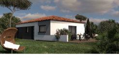 Maison+Terrain de 4 pièces avec 3 chambres à Denguin 64230 – 188000 €