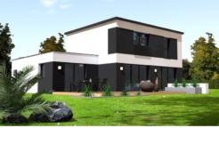 Maison+Terrain de 6 pièces avec 4 chambres à Guipavas 29490 – 239000 €
