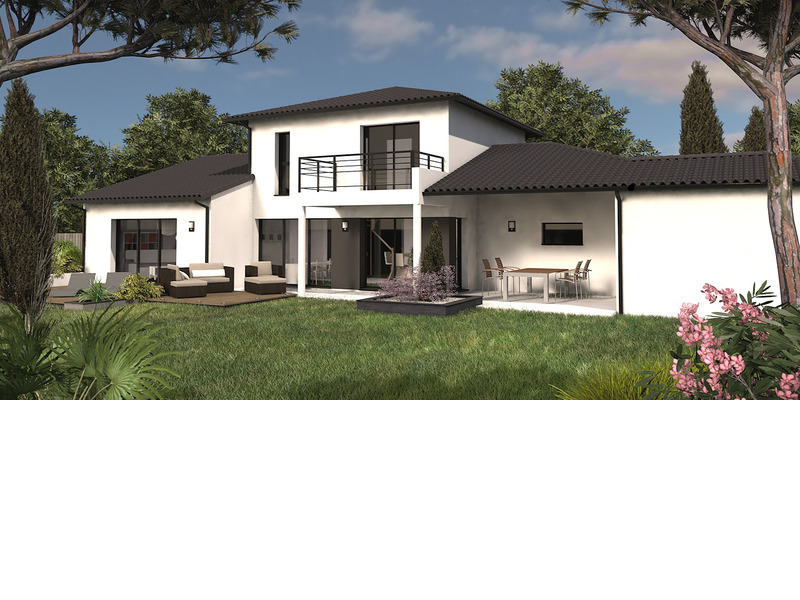 Maison+Terrain de 7 pièces avec 5 chambres à Saint Médard en Jalles 33160 – 533000 € - FDU-18-03-19-11