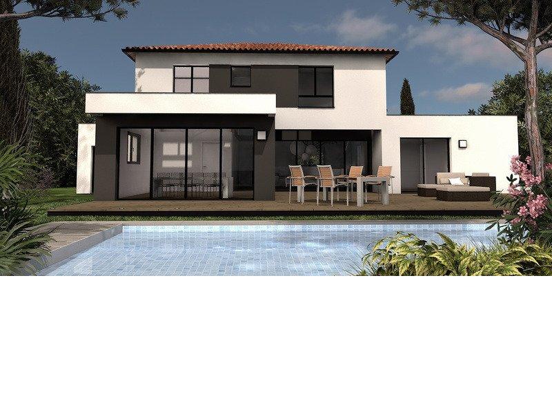 Maison+Terrain de 7 pièces avec 5 chambres à Saint Médard en Jalles 33160 – 541000 € - FDU-19-02-06-7
