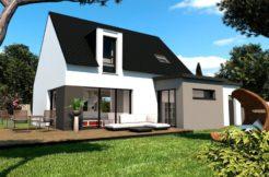 Maison+Terrain de 5 pièces avec 4 chambres à Plouguenast 22150 – 176366 € - CHO-19-11-08-59