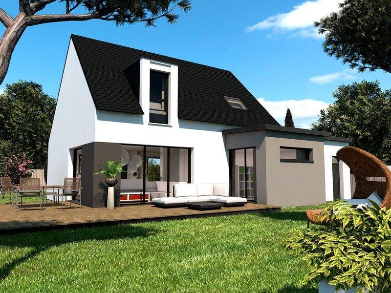 Maison de 114m2 avec 5 pièces dont 4 chambres - M-MR-170804-5079