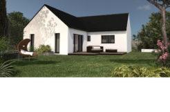 Maison+Terrain de 3 pièces avec 2 chambres à Allineuc 22460 – 138882 €