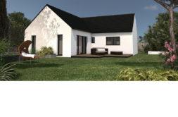 Maison+Terrain de 3 pièces avec 2 chambres à Glomel 22110 – 144310 € - CHO-19-10-17-3