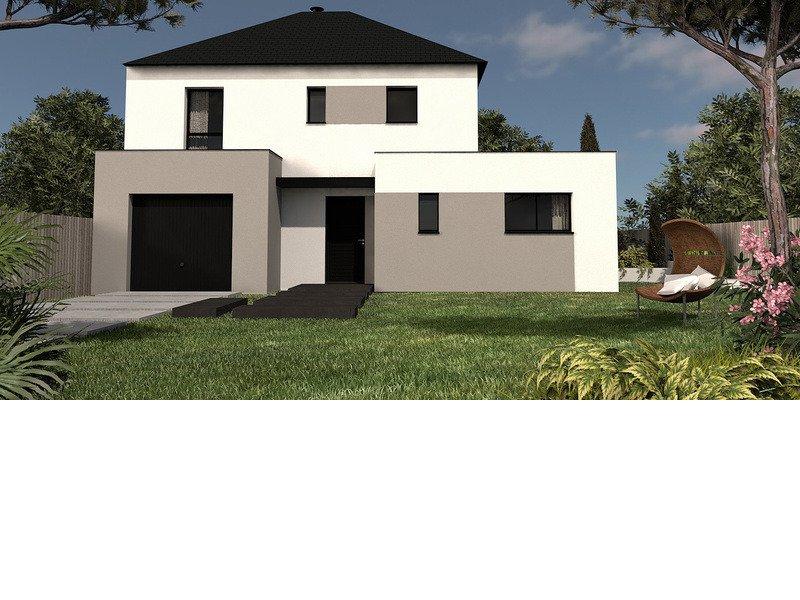 Maison+Terrain de 5 pièces avec 4 chambres à Plouguenast 22150 – 183099 € - CHO-17-11-08-148