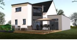 Maison+Terrain de 5 pièces avec 4 chambres à Allineuc 22460 – 176197 €