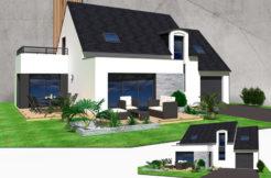 Maison+Terrain de 6 pièces avec 4 chambres à Dinan 22100 – 234900 € - NDE-18-08-10-21