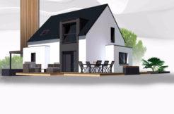 Maison+Terrain de 6 pièces avec 4 chambres à Plélan le Petit 22980 – 187915 € - NDE-18-08-10-82