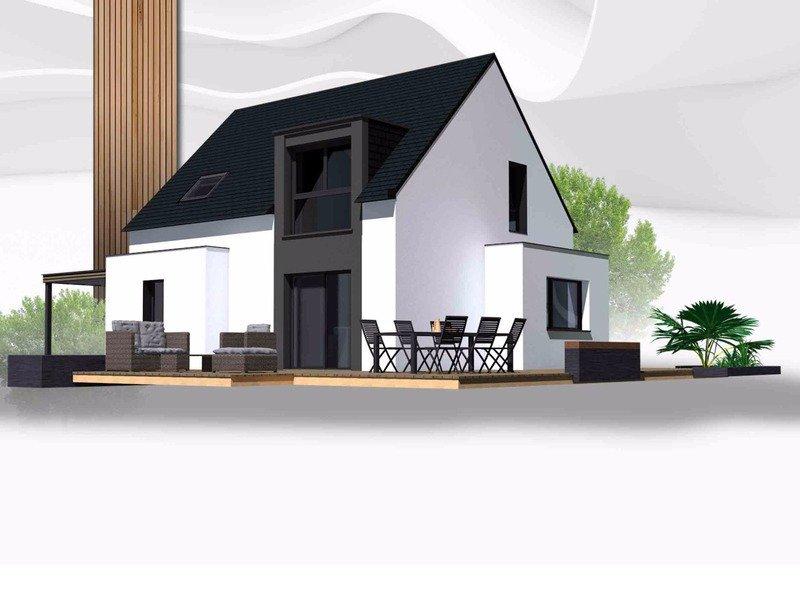 Maison+Terrain de 6 pièces avec 4 chambres à Saint Cast le Guildo 22380 – 324100 €
