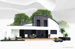 Maison+Terrain de 4 pièces avec 3 chambres à Serres Castet 64121 – 303000 € - NLA-18-07-30-26