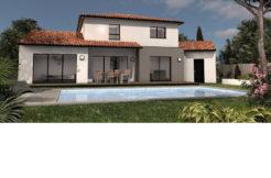 Maison+Terrain de 5 pièces avec 4 chambres à Serres Castet 64121 – 302000 € - NLA-18-07-30-27