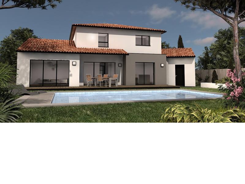 Maison de 144m2 avec 6 pièces dont 4 chambres - M-MR-170804-5046
