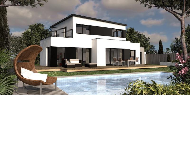Maison+Terrain de 7 pièces avec 3 chambres à Léhon 22100 – 316480 €