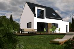 Maison+Terrain de 5 pièces avec 4 chambres à Forest Landerneau 29800 – 243000 € - JPD-18-07-03-23