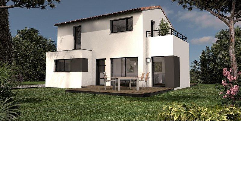 Maison+Terrain de 5 pièces avec 4 chambres à Vacquiers 31340 – 250000 € - JCHA-18-11-22-9