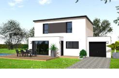 Maison+Terrain de 5 pièces avec 4 chambres à Vacquiers 31340 – 275000 € - JCHA-18-11-22-11