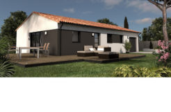 Maison+Terrain de 4 pièces avec 3 chambres à Montberon 31140 – 250000 €