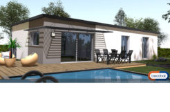 Maison+Terrain de 4 pièces avec 3 chambres à Montberon 31140 – 304000 €