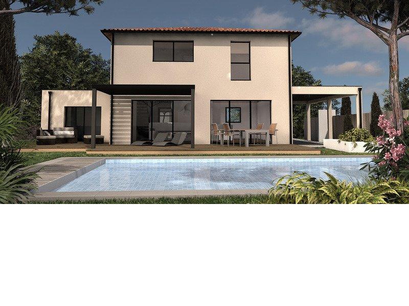 Maison+Terrain de 5 pièces avec 4 chambres à Vacquiers 31340 – 275000 € - JCHA-18-11-22-13