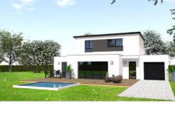 Maison+Terrain de 5 pièces avec 4 chambres à Saint Pierre de Lages 31570 – 284000 €