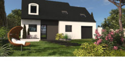 Maison+Terrain de 6 pièces avec 4 chambres à Pléchâtel 35470 – 208500 € - MDU-18-06-12-63