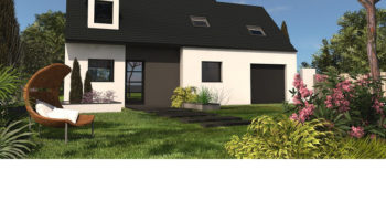Maison+Terrain de 6 pièces avec 4 chambres à Bain de Bretagne 35470 – 214500 €