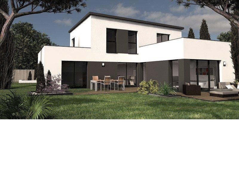 Maison+Terrain de 6 pièces avec 4 chambres à Orgères 35230 – 292000 €