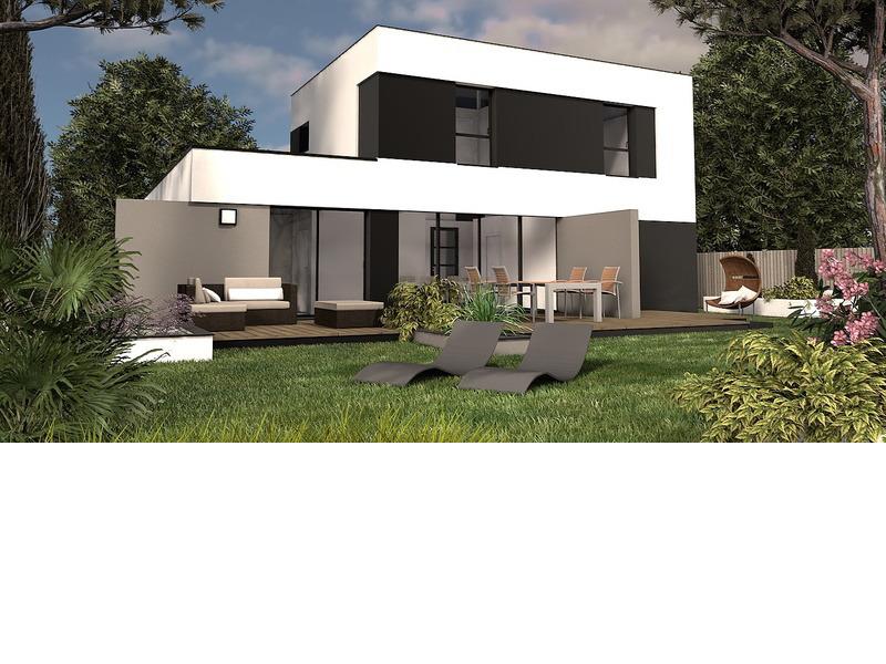 Maison de 100m2 avec 4 pièces dont 3 chambres - M-MR-170804-5020