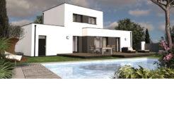 Maison+Terrain de 4 pièces avec 3 chambres à Daux 31700 – 338000 €
