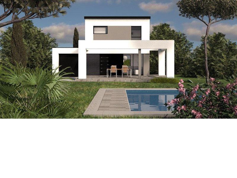 Maison+Terrain de 4 pièces avec 3 chambres à Pléchâtel 35470 – 201500 € - MDU-18-06-12-66