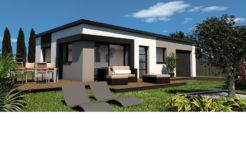 Maison+Terrain de 4 pièces avec 3 chambres à Thairé 17290 – 193300 €
