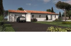 Maison+Terrain de 4 pièces avec 3 chambres à Daux 31700 – 290000 €