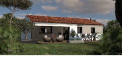 Maison+Terrain de 4 pièces avec 3 chambres à Cabanac et Villagrains 33650 – 193372 €