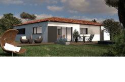 Maison+Terrain de 4 pièces avec 3 chambres à Cabanac et Villagrains 33650 – 223996 €