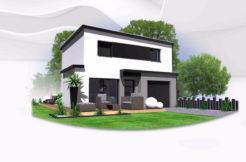 Maison+Terrain de 6 pièces avec 4 chambres à Liffré 35340 – 241296 € - BBA-19-03-31-15