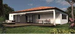 Maison+Terrain de 6 pièces avec 3 chambres à Salleboeuf 33370 – 322000 €