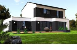 Maison+Terrain de 5 pièces avec 4 chambres à Daux 31700 – 295000 €