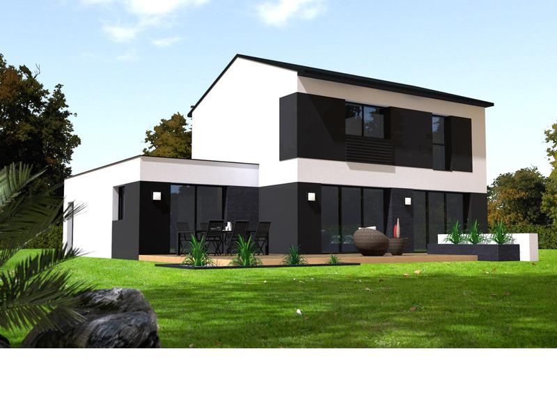 Maison+Terrain de 5 pièces avec 4 chambres à Cabanac et Villagrains 33650 – 256113 €