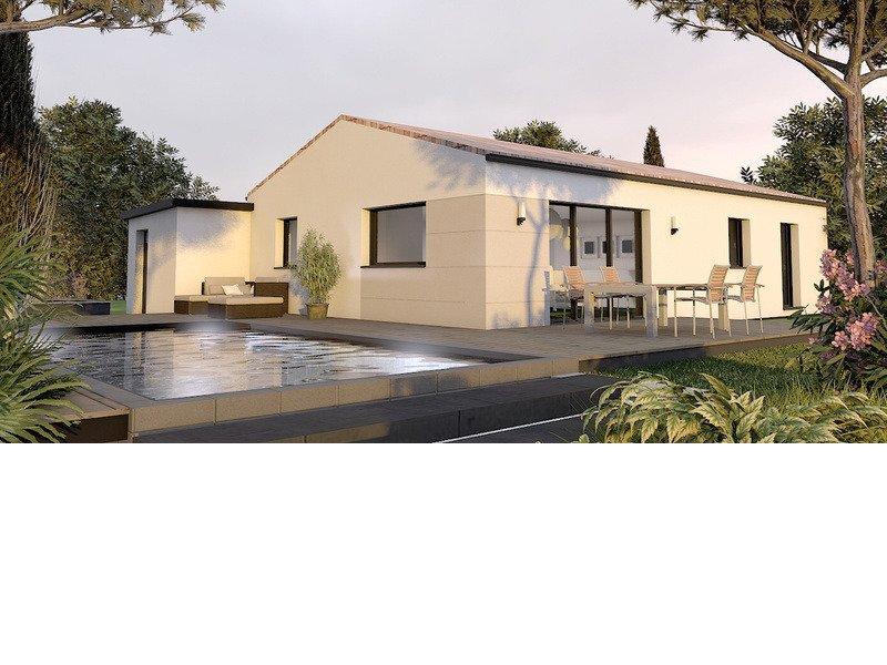 Maison+Terrain de 4 pièces avec 3 chambres à Martillac 33650 – 295000 €