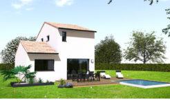 Maison+Terrain de 4 pièces avec 2 chambres à Cabanac et Villagrains 33650 – 212682 €