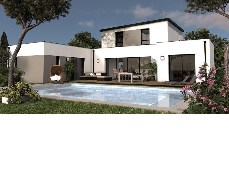 Maison+Terrain de 4 pièces avec 3 chambres à Martillac 33650 – 444000 €