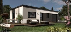 Maison+Terrain de 4 pièces avec 3 chambres à Aigrefeuille d'Aunis 17290 – 194000 €