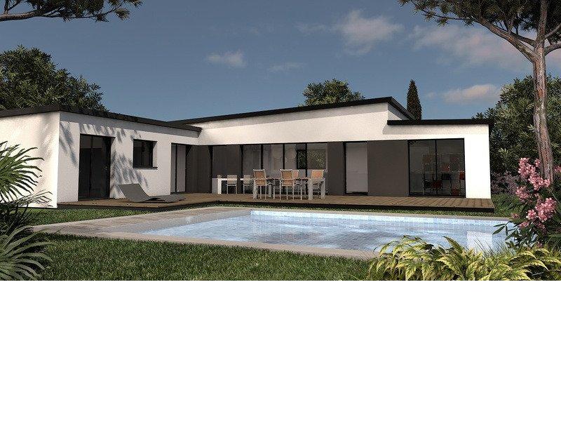 Maison+Terrain de 5 pièces avec 4 chambres à Thairé 17290 – 218000 €