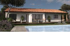 Maison+Terrain de 3 pièces avec 2 chambres à Cabanac et Villagrains 33650 – 258580 €