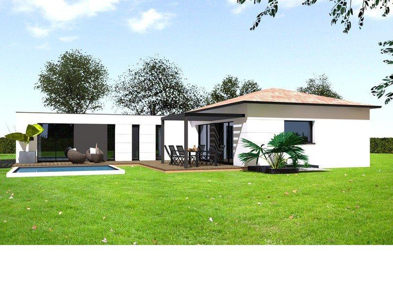 Maison+Terrain de 4 pièces avec 3 chambres à Nieulle sur Seudre 17600 – 215200 € - OBE-18-07-19-36