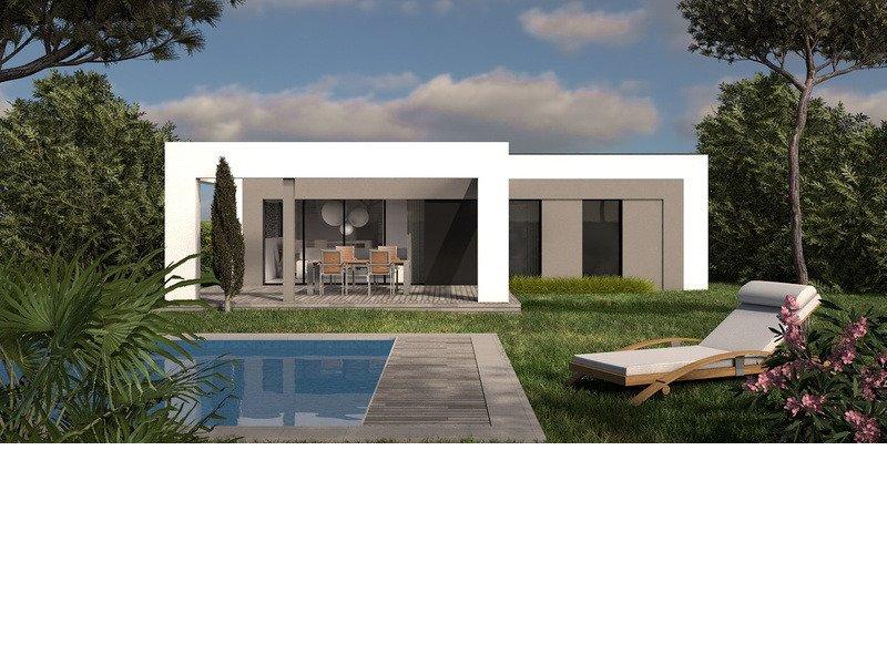 Maison+Terrain de 5 pièces avec 3 chambres à Santec 29250 – 207000 € - MHE-18-12-19-196