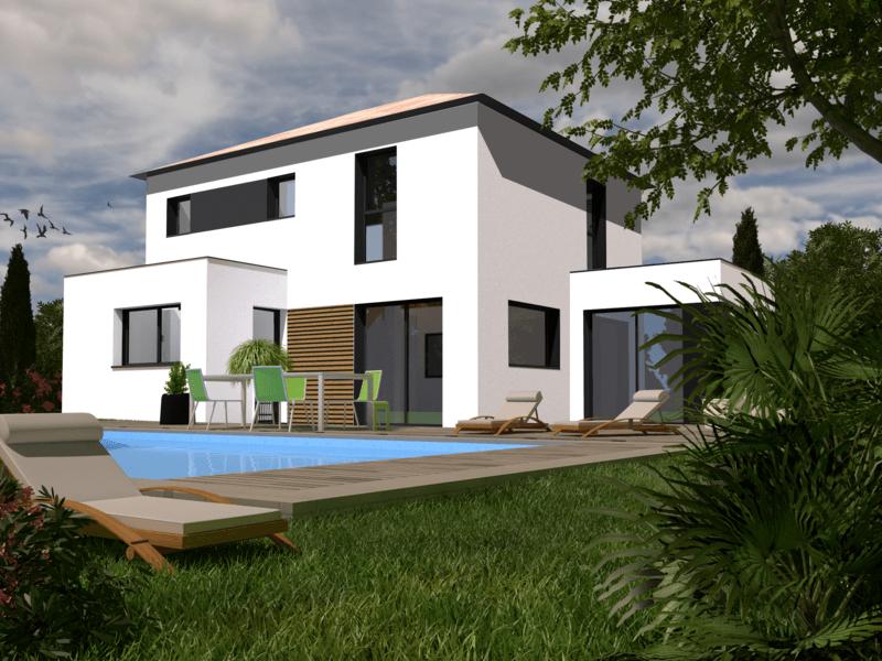 Maison+Terrain de 5 pièces avec 4 chambres à Serres Castet 64121 – 272000 € - NLA-18-07-30-28