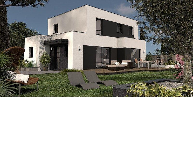 Maison de 115m2 avec 5 pièces dont 4 chambres - M-MR-170804-5082