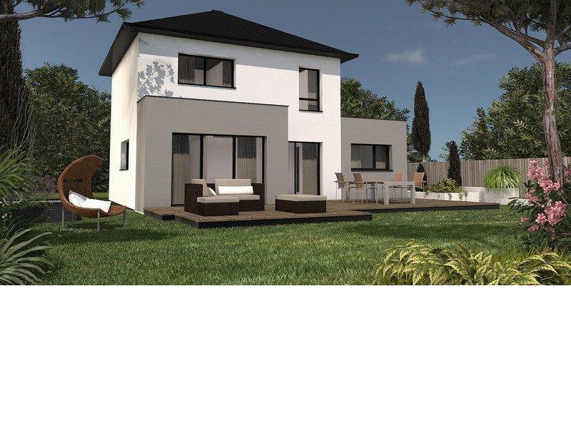 Maison de 105m2 avec 4 pièces dont 3 chambres - M-MR-170728-4994